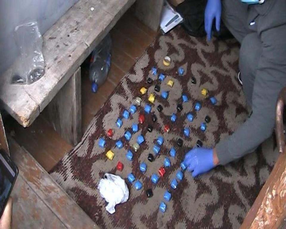У задержанного обнаружили гашиш на сумму 664 тысячи тенге