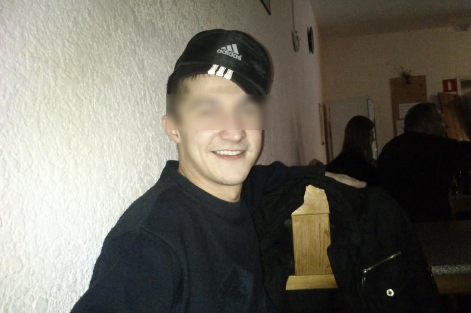 Тело Олега Свиридова нашли 2 сентября