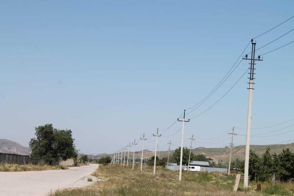 Компания способствует снижению дефицита электроэнергии в энергосистеме Карачаево-Черкесии и повышению надежности энергоснабжения потребителей республики