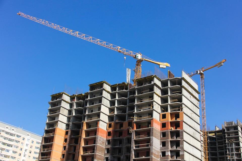 """Дом, в котором продается самая """"высокая"""" квартира Самары, еще строится"""