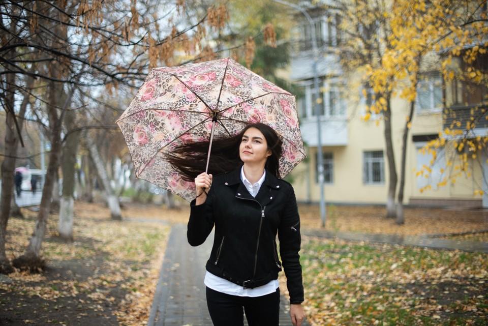 В Самарской области дождливо