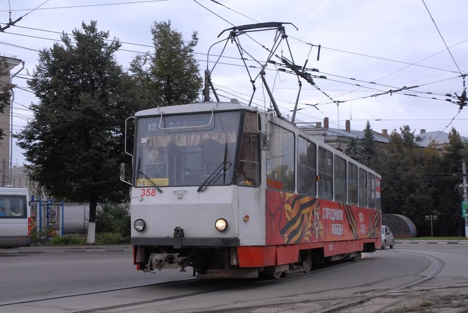 8 сентября в Туле на улице Тимирязева - временные ограничения движения транспорта
