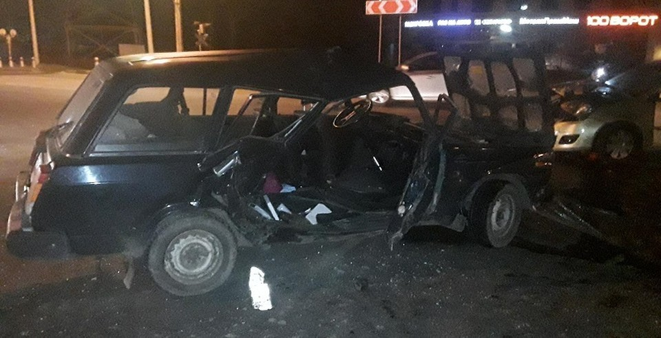 За сутки на дорогах региона произошло четыре ДТП с пострадавшими.