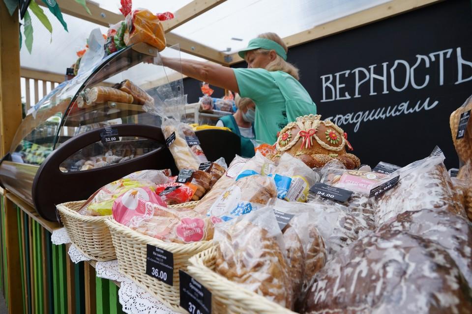 На ярмарке орловцы смогут купить продукты напрямую от производителя
