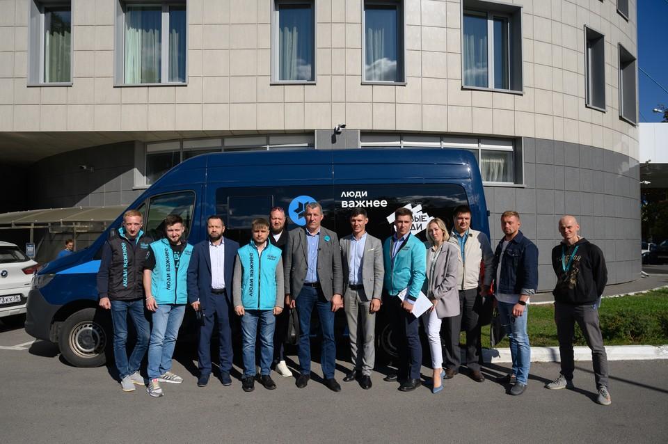 В ходе масштабного автопробега представители ассоциации «Грузавтотранс» акцентируют внимание на работе сотрудников контролирующих органов