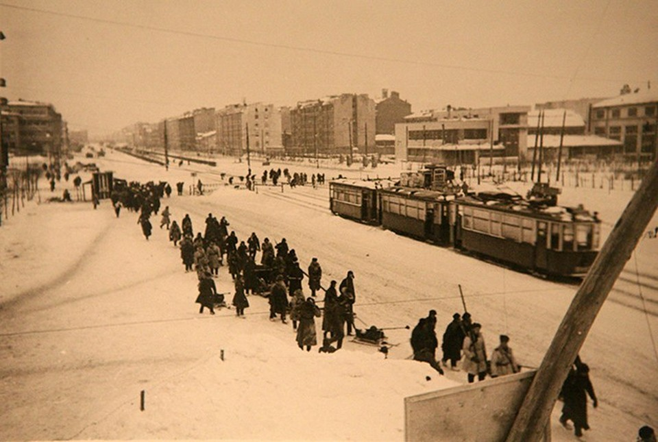"""Блокадница рассказала, что ленинградцы выстояли благодаря «любви к своему городу, Родине, близким». Фото: Архив """"КП"""""""