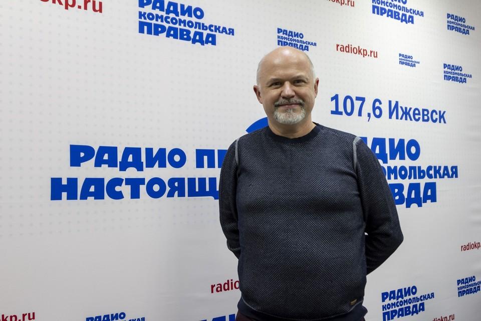 Психолог, бизнес-тренер, писатель Игорь Зорин. Фото: архив КП