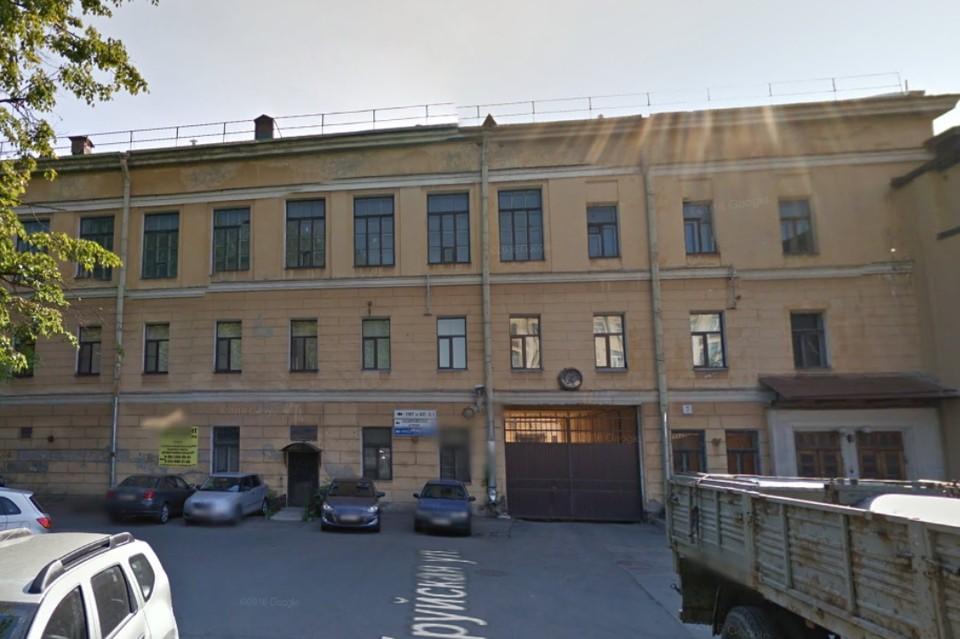 В Петербурге продают бывшие промышленные здания на Бобруйской улице. Фото: google.com/maps