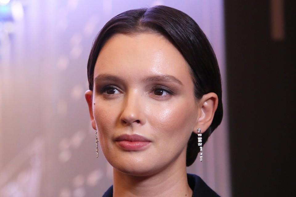 """Паулина Андреева на премьере сериала """"Вертинский""""."""