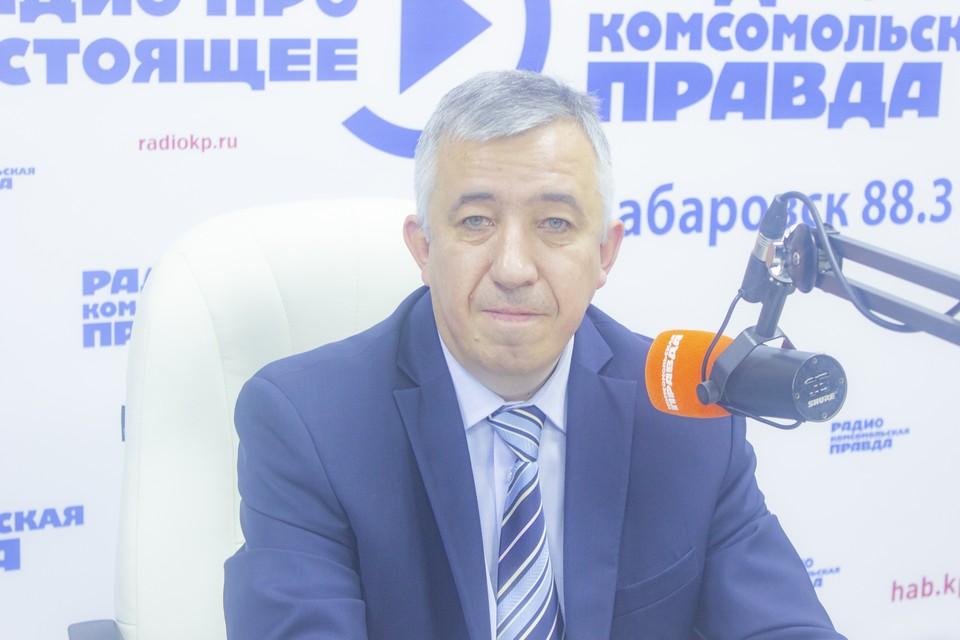 Юрий Бойченко, министр здравоохранения Хабаровского края