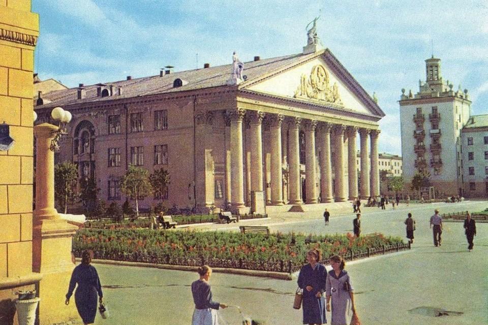 Город получил статус миллионника осенью. Фото: m-nsk.ru