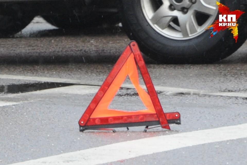 Женщину сбила машина в Твери