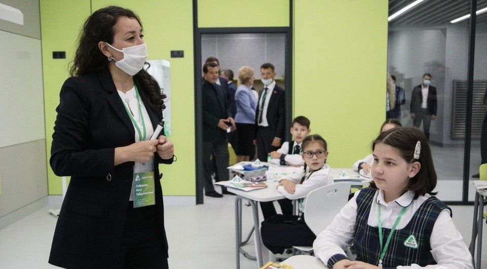 Строительство школы запланировано в микрорайоне «Алсу» Альметьевска. Фото: Министерство образования республики