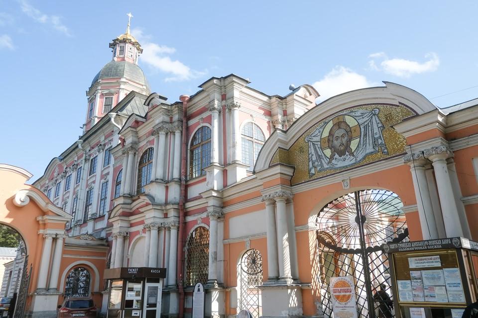 Движение на площади Александра Невского ограничат 11 и 12 сентября