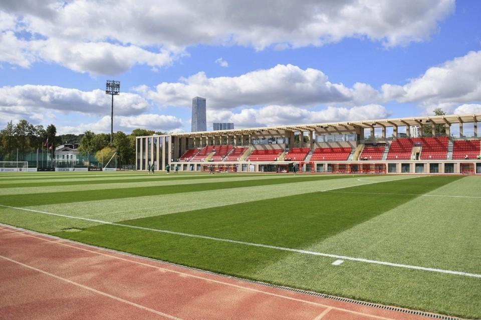 На арену «Спортивный городок, Лужники» смогут попасть только 50 болельщиков «Факела».