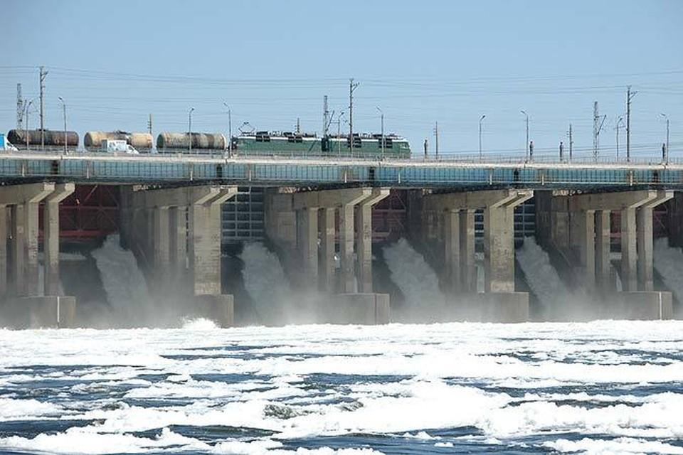 ГЭС снизит сбросы на 500 кубов в секунду.