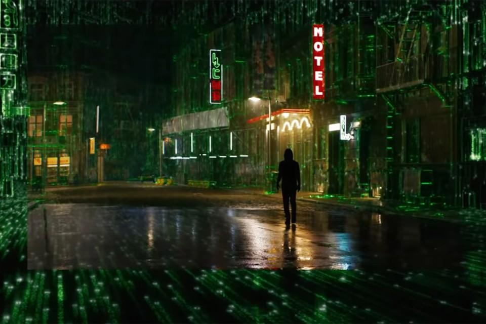 Вышел первый трейлер к новой «Матрице» - это самая ожидаемая киноновинка года.