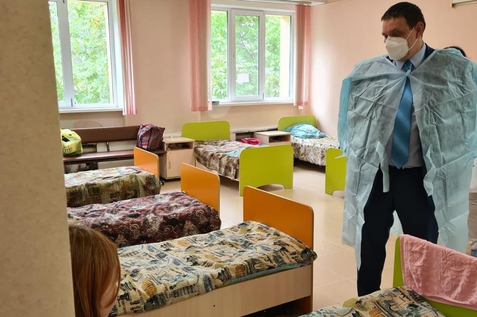 Владимир Кузнецов: тактика лечения детей и условия их пребывания в тубдиспансере в Южно-Сахалинске должны быть пересмотрены
