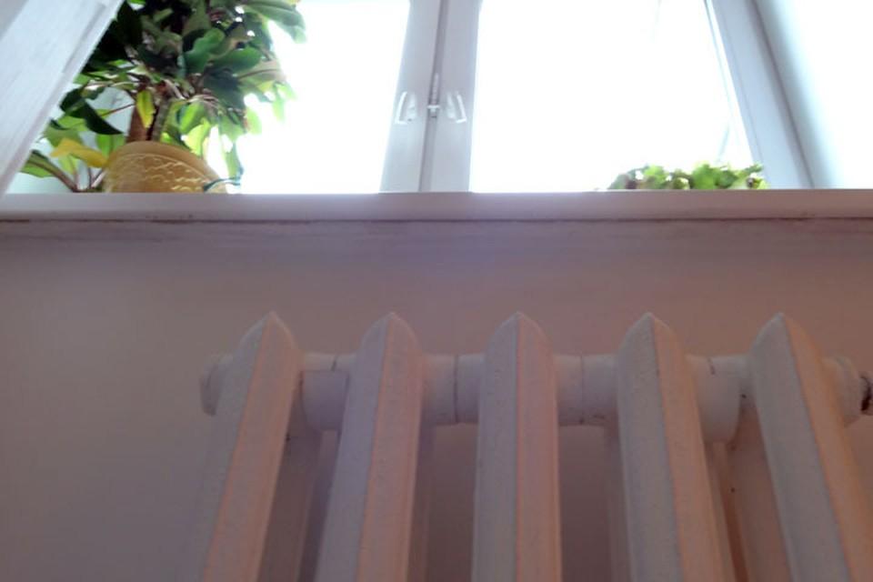 В Новом Уренгое досрочно включают отопление в жилых домах