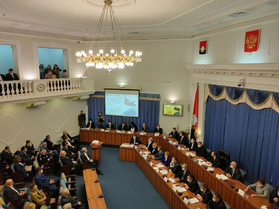Депутаты городского Совета решили, как будут избирать мэра Кемерова. Фото: Администрация города Кемерово.