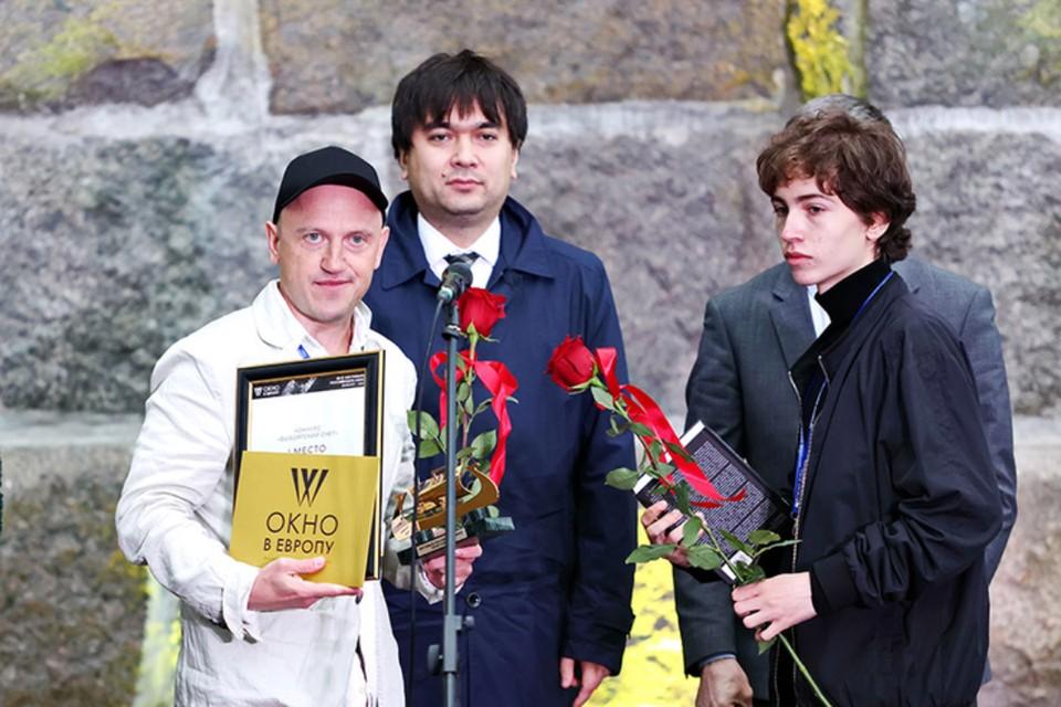 Победители фестиваля получили призы и подарки.Фото предоставлено пресс-службой Правительства Ленобласти.
