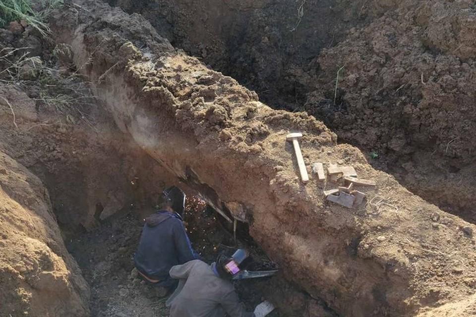Коммунальщики будут проводить ремонтные работы к осенне-зимнему периоду. Фото: Компания «Вода Донбасса»