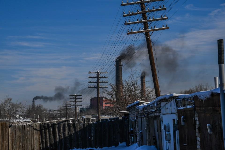 Дело о загрязнении воздуха находится на новом рассмотрении.