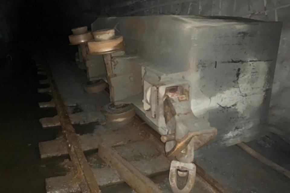 В Хакасии на руднике погиб машинист электровоза. Фото: следком
