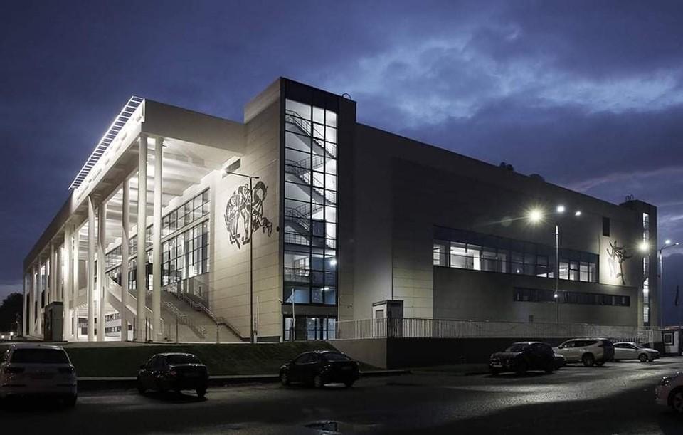 Во Дворце спорта будут выступать хоккейный ЦСК ВВС и баскетбольная «Самара». Фото: архитектор Дмитрий Орлов.
