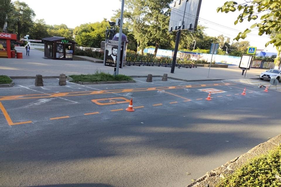 Количество парковочных мест сокращать не будут. Фото: администрация Ростова-на-Дону.