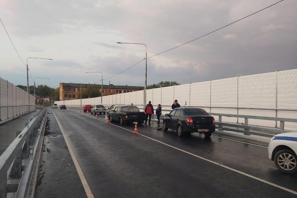 Авария произошла по вине водителя за рулем Лады Гранта. Фото: УГИБДД по Тверской области
