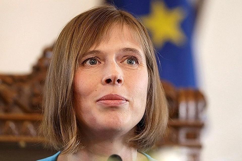 Керсти Кальюлайд сделала неутешительное для Украины заявление