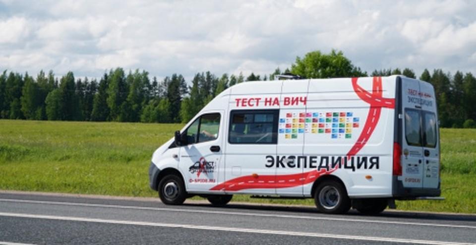 Жители Ханты-Мансийска могут сдать тест на ВИЧ анонимно. Фото - admhmansy.ru.