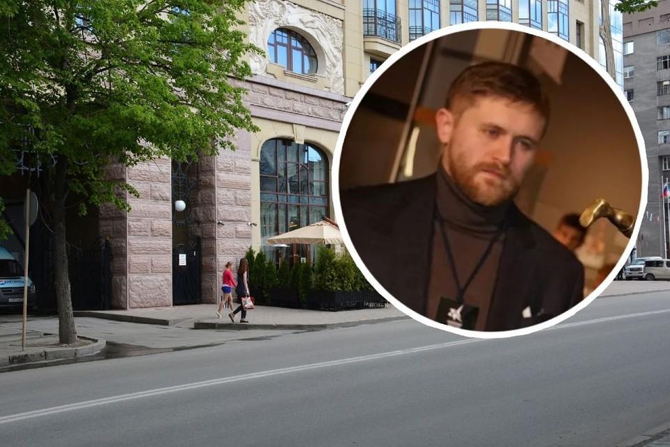 В номере его обнаружили сотрудники. Фото: Андрей КОПАЛОВ/соцсети