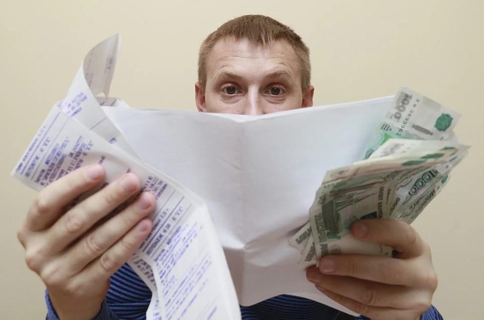 Приставам удалось принудительно взыскать почти 1 млрд рублей долгов за ЖКХ.