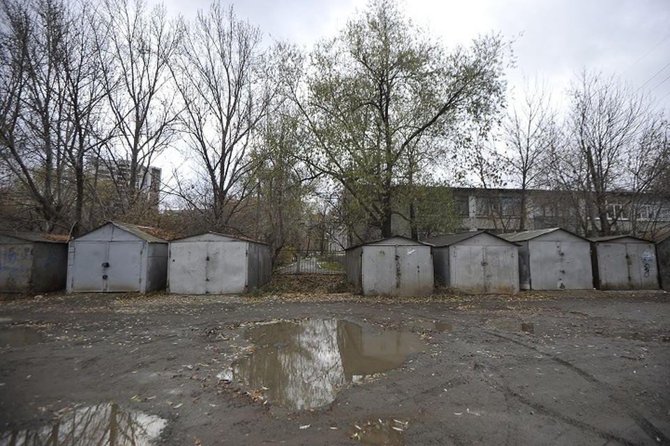 Регистрацию гаражей упростят в Хабаровском крае