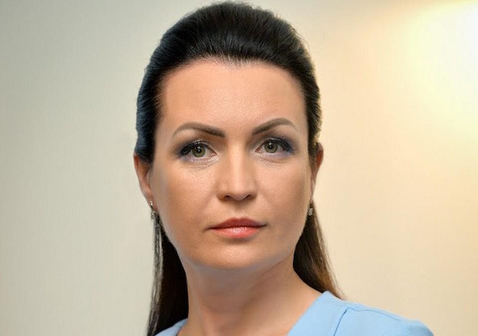 Оксана Фадина