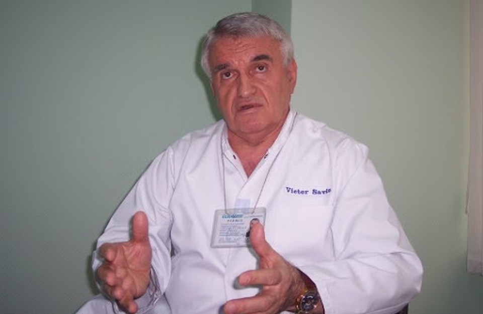 Виктор Савин.