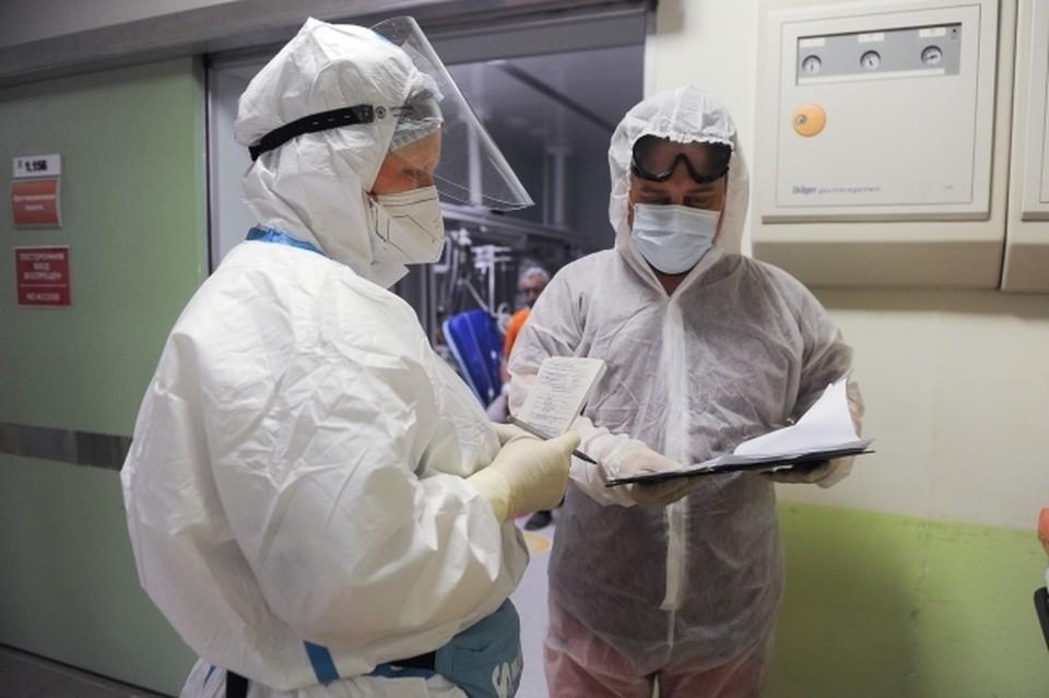 В России 13 сентября 2021 года выявлены 18 178 случаев заражения коронавирусом