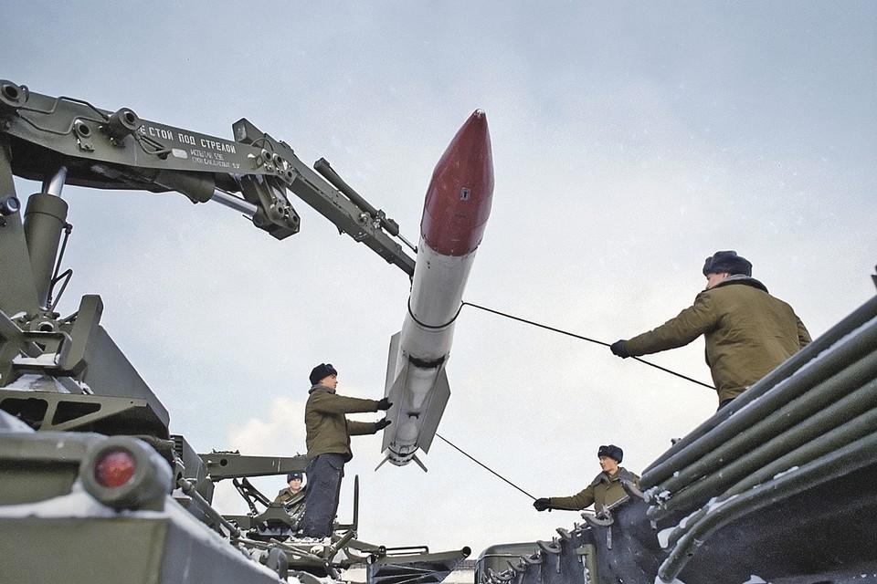 Более 80% россиян считают необходимым наличие ядерного оружия у страны Фото: Валерий Бушухин/ТАСС
