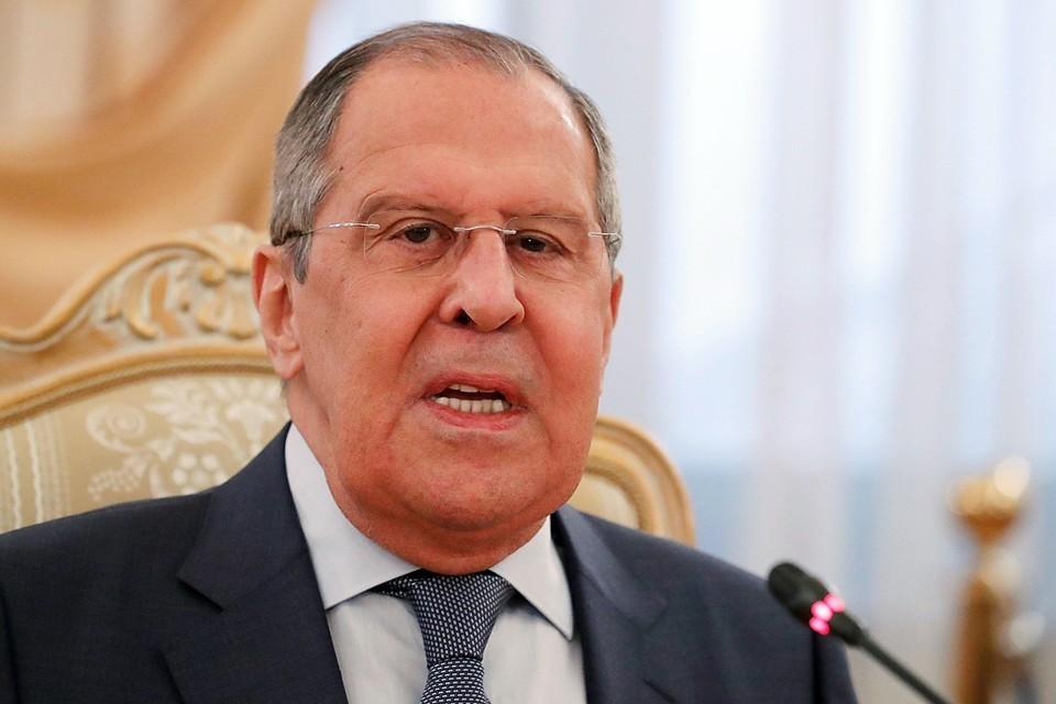 Лавров допустил скорую отмену виз между Россией и Сан-Марино