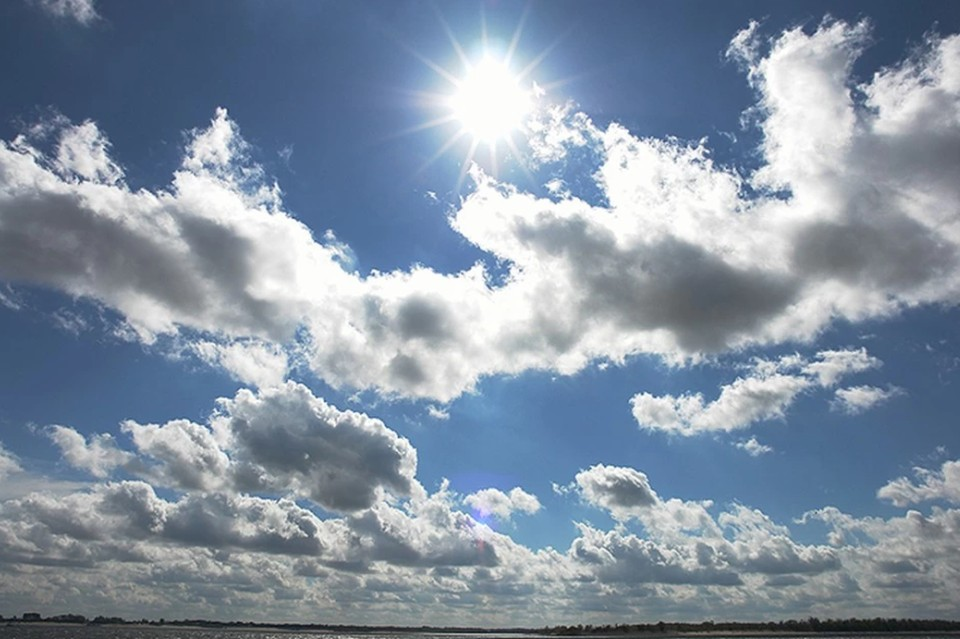 Во вторник будет переменная облачность