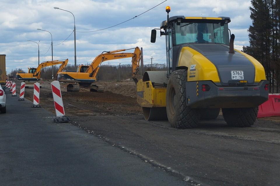 В Петербурге отремонтируют популярную улицу в Новом Петергофе.