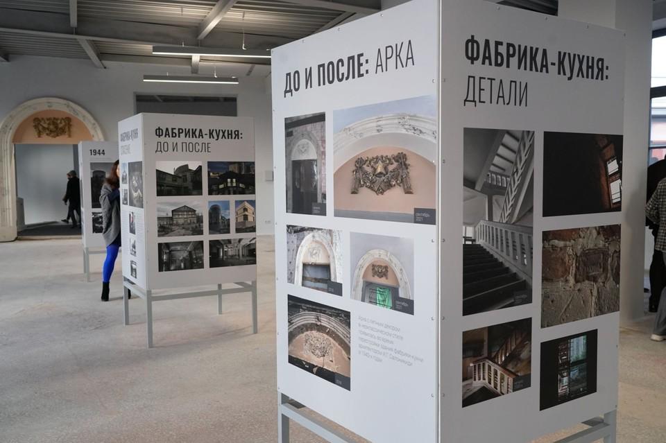В самарском филиале Третьяковки будут проходить лектории и классические выставки. Фото предоставлено правительством Самарской области
