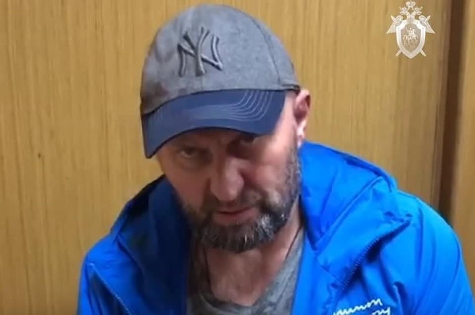 Александр Мавриди в СК. Фото: скрин видео