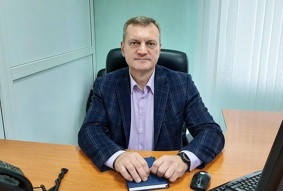 Заместитель начальника отдела по работе с социально значимой категорией потребителей ООО «Газпром межрегионгаз Омск» Андрей Ульянов