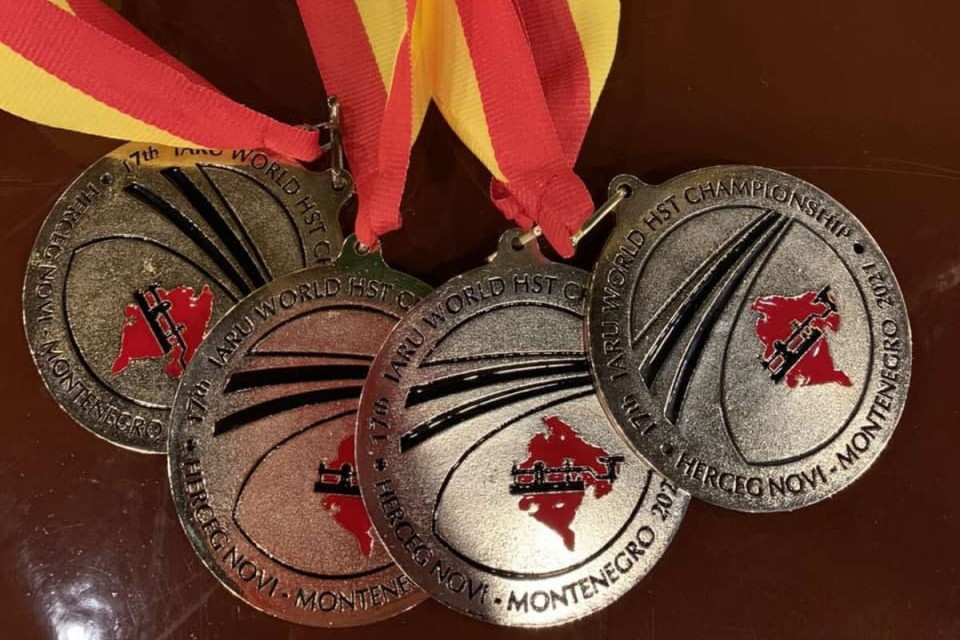 Белоруска стала шестикратной чемпионкой мира по скоростной радиотелеграфии. Фото: Минобороны.