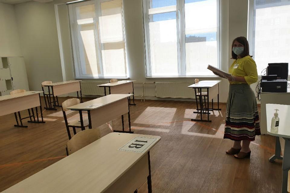 В Рыбинске на карантин по ОРВИ закрыли школу
