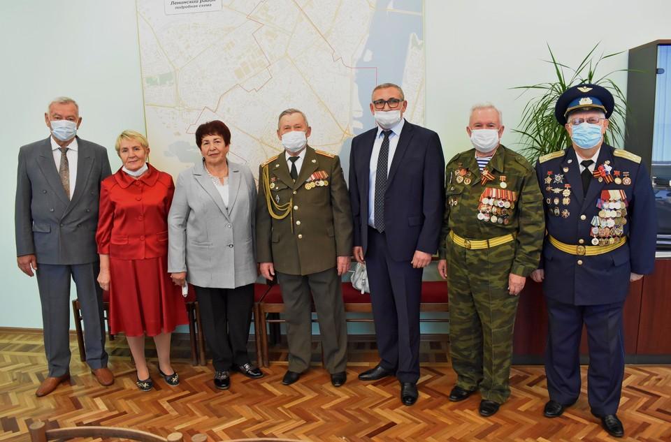 Фото предоставлено управой Ленинского района