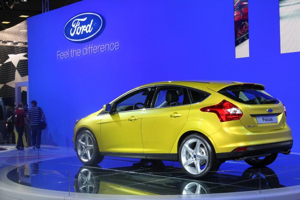 Средняя стоимость Ford Focus по итогам 8 месяцев составила 279 тыс рублей.